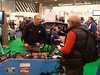 Neil Bray talking to Dave Oliver on the BTRDA Stand