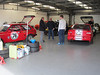 It was nice to have a garage for this meeting