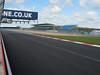 Empty grandstands for club racing!