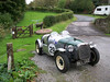 Keith Thomas Buckler is usually used for Hillclimbing but had its annual trials outing on The Northern