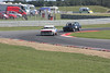 Mark Osborne chasing Mark Fowler, back in his Capri after a couple of years