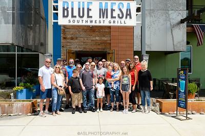 V-Club DFW Chapter 3Q Meet 'N Greet @ Blue Mesa Southwest Grill 08.07.2021