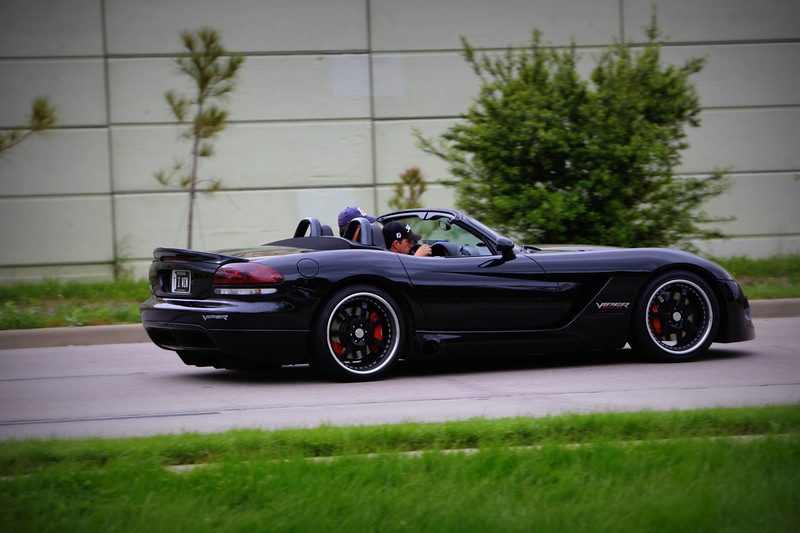 Dodge Viper GTS on Highway Service Road! Photos Taken By: Andre Leighton / ASLPHOTOGRAPHY.net Photography Service Available In Many Cities: Dallas, Houston, San Antonio, Austin & From East to West Coast