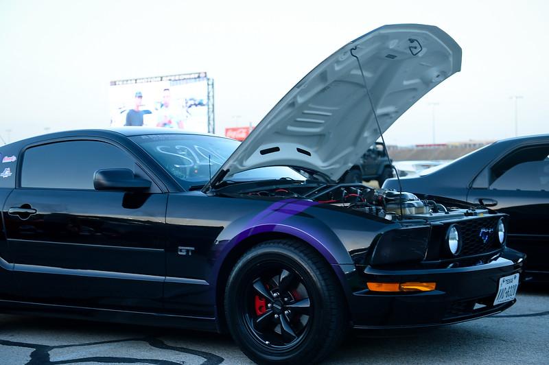 2018 Friday Night Drag Racing @ Texas Motor Speedway