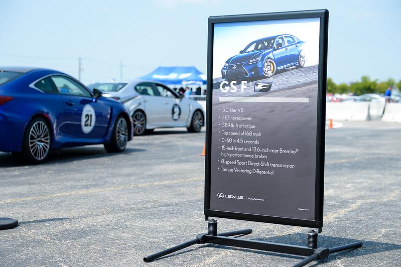 Texas Motor Speedway Featuring Lexus PERFORMANCE Driving School @ TMS 7.30.17