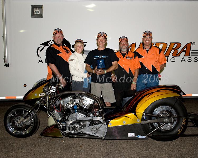 Top Fuel winner!  Congrats to Phil Schmidt!