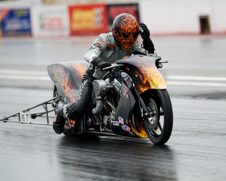 Keith Browne, Pro Gas 57