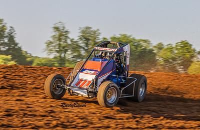4JUNE21 USAC Midget Week Bloomington Speedway-3
