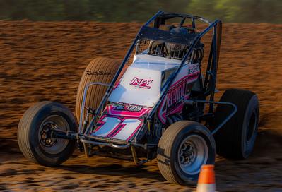 4JUNE21 USAC Midget Week Bloomington Speedway-14