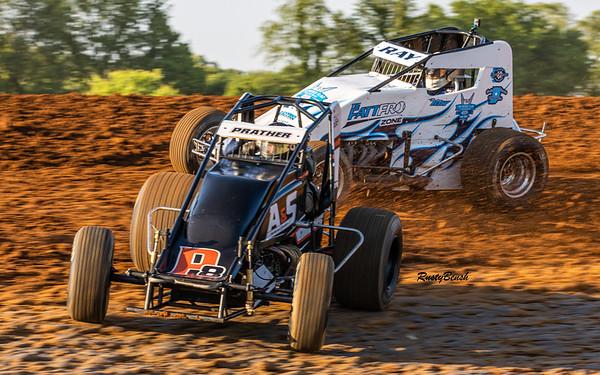 4JUNE21 USAC Midget Week Bloomington Speedway-18