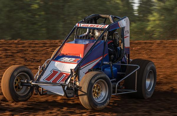 4JUNE21 USAC Midget Week Bloomington Speedway-8