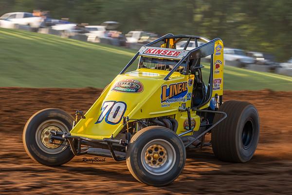 4JUNE21 USAC Midget Week Bloomington Speedway-20