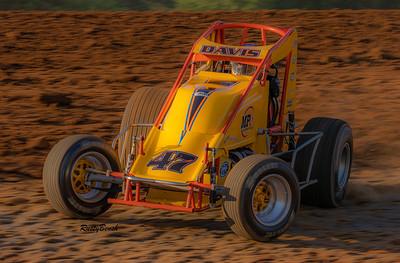 4JUNE21 USAC Midget Week Bloomington Speedway-6
