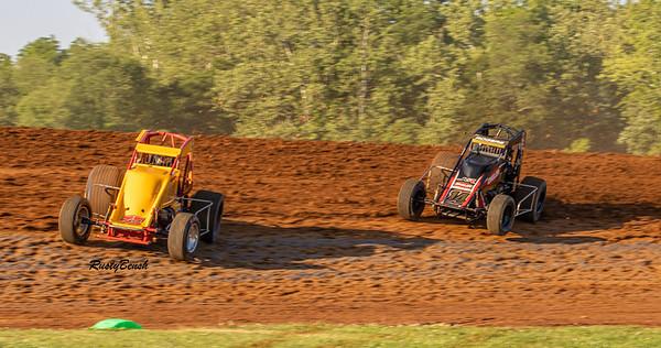 4JUNE21 USAC Midget Week Bloomington Speedway-15