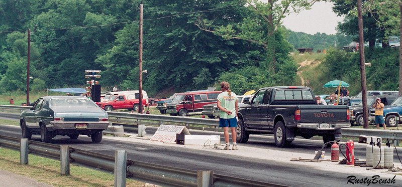 Brown County Dragway July97-17