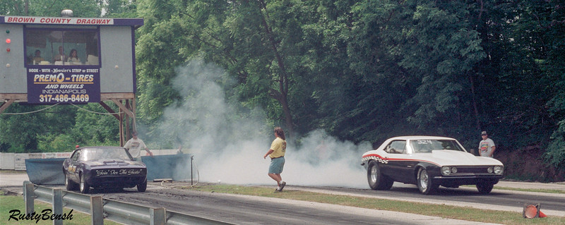 Brown County Dragway July97-12