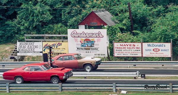 Brown County Dragway July97-11
