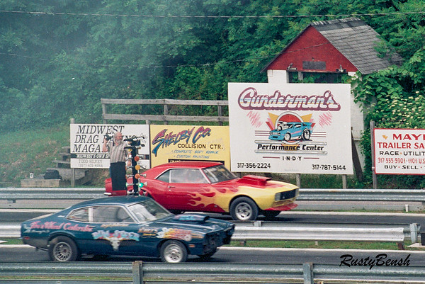 Brown County Dragway July97-3