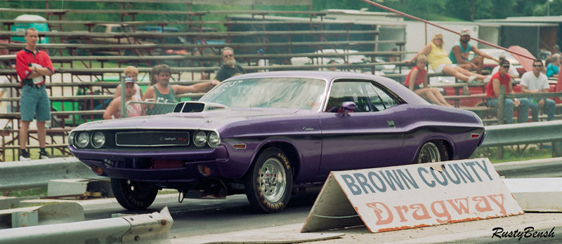 Brown County Dragway July97-18
