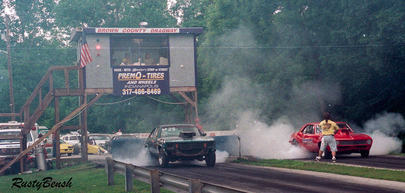 Brown County Dragway July97-5