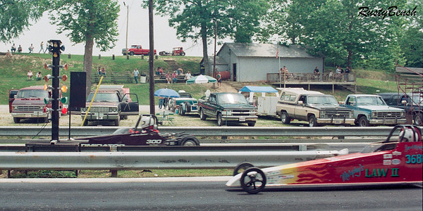 Brown County Dragway July97-22