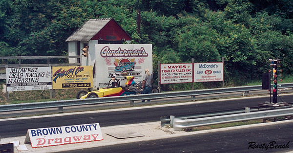 Brown County Dragway July97-16