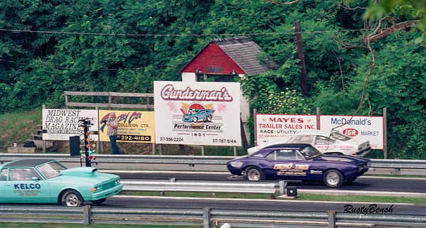 Brown County Dragway July97-2