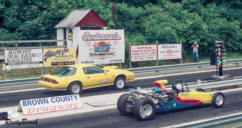 Brown County Dragway July97-14