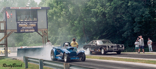 Brown County Dragway July97-13