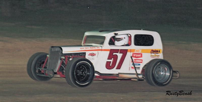 Catarac Speedway July 1997-8