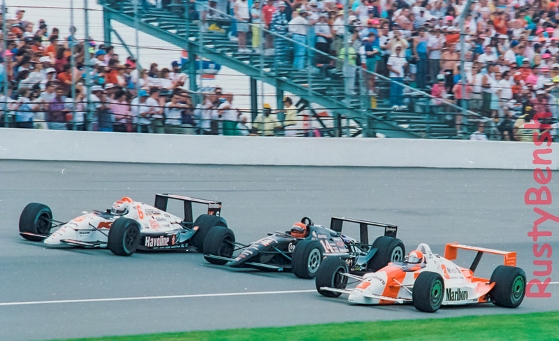 1991 Indy 500-249
