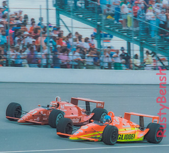 1991 Indy 500-250