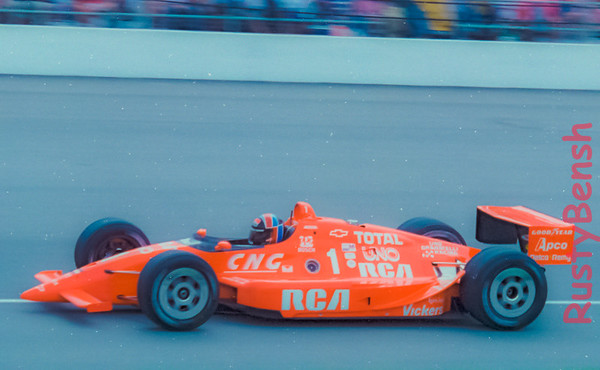 1991 Indy 500-259