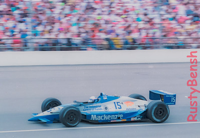 1991 Indy 500-241