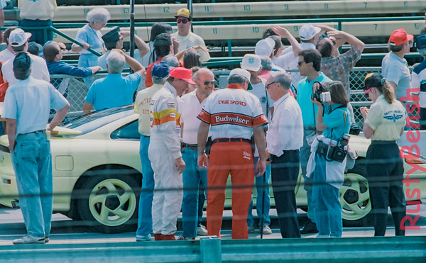 1991 Indy 500-239