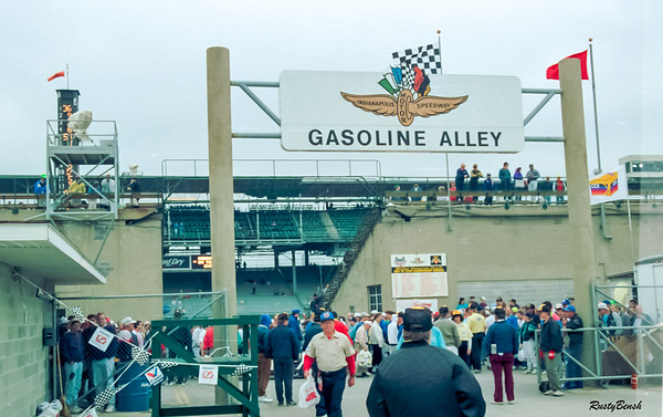 1992 Indy 500-3