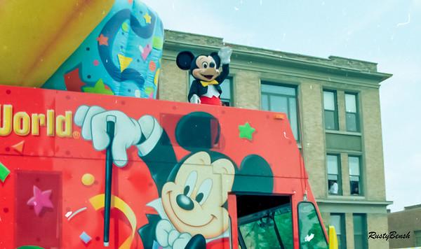 1992 500 Parade-22