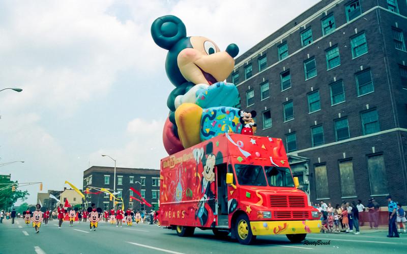 1992 500 Parade-19