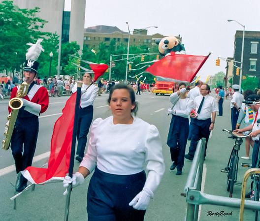 1992 500 Parade-16