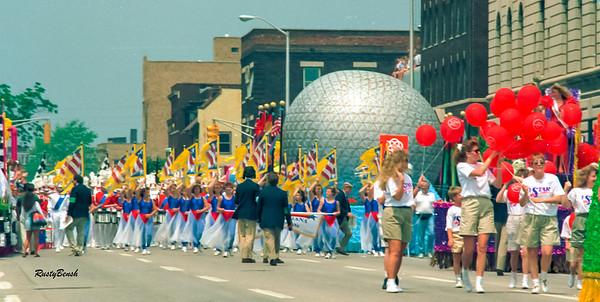 1992 500 Parade-13