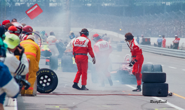 1993 Indy 500-21