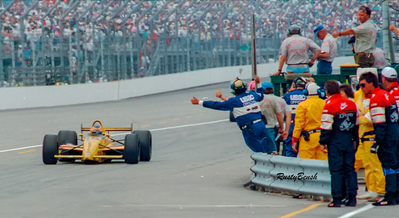 1993 Indy 500-254