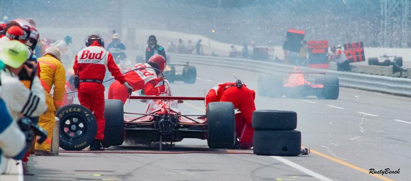 1993 Indy 500-20
