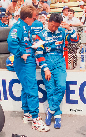 1993 Indy 500-22