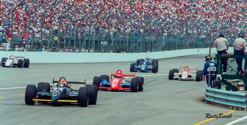 1993 Indy 500-235