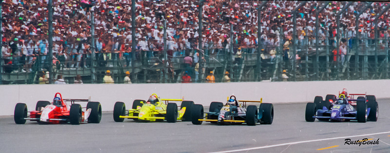 1993 Indy 500-237