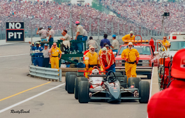 1993 Indy 500-242