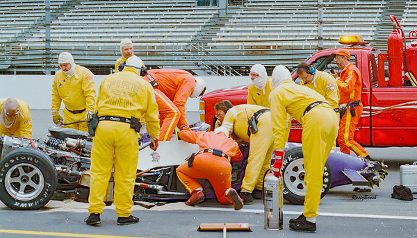 1995 Indy 500-12