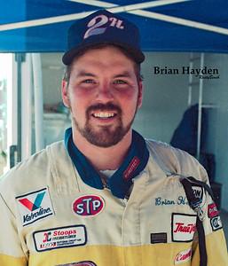 Brian Hayden
