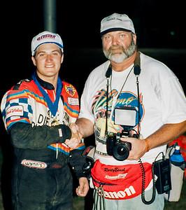 JJ Yeley and Russ Bensheimer of turn2.com